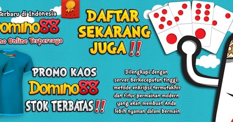 Mengenal Situs Gambling Domino88 Online