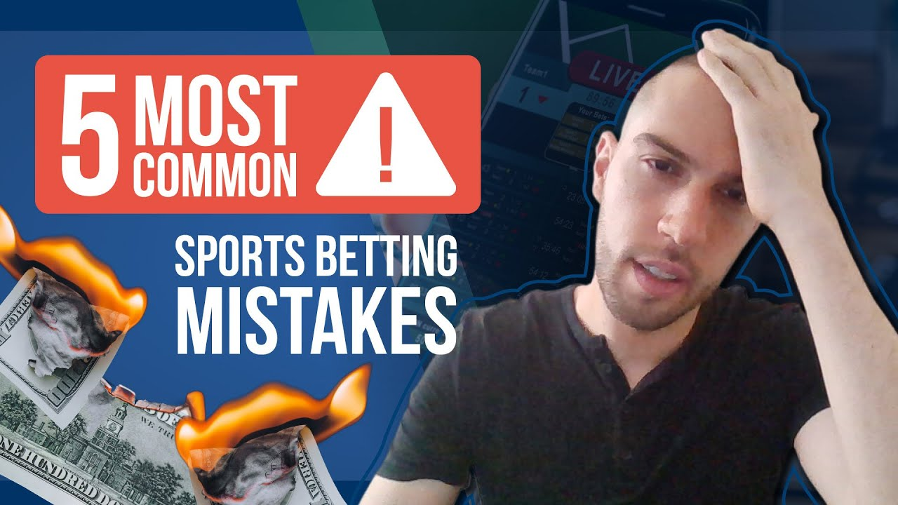 Avoiding Common Sports Betting Mistakes