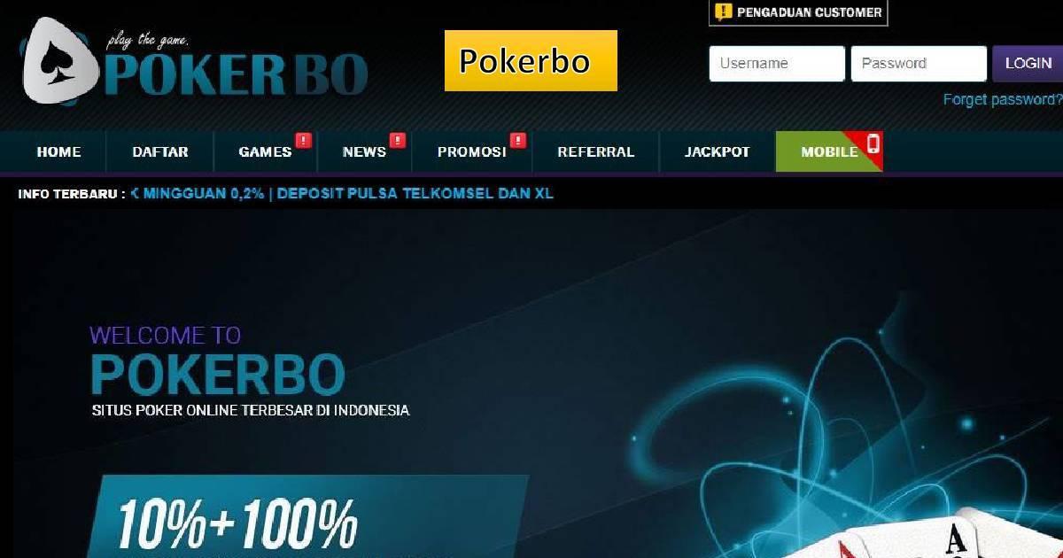 Kemudahan Akses Yang Diberikan Oleh Pokerbo